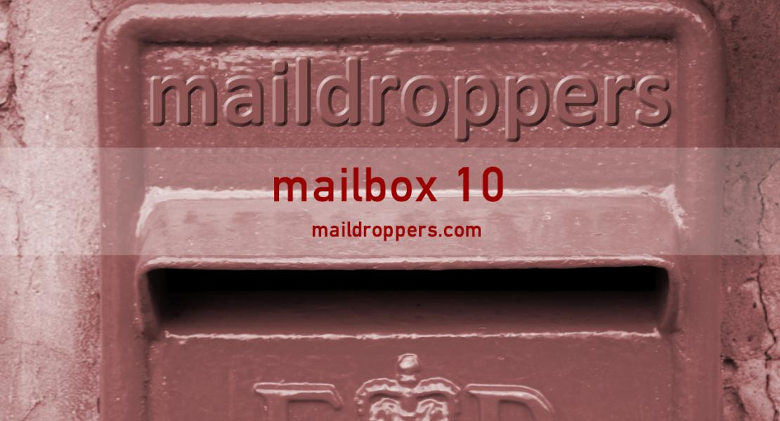 mailbox 10 mail forwarding address